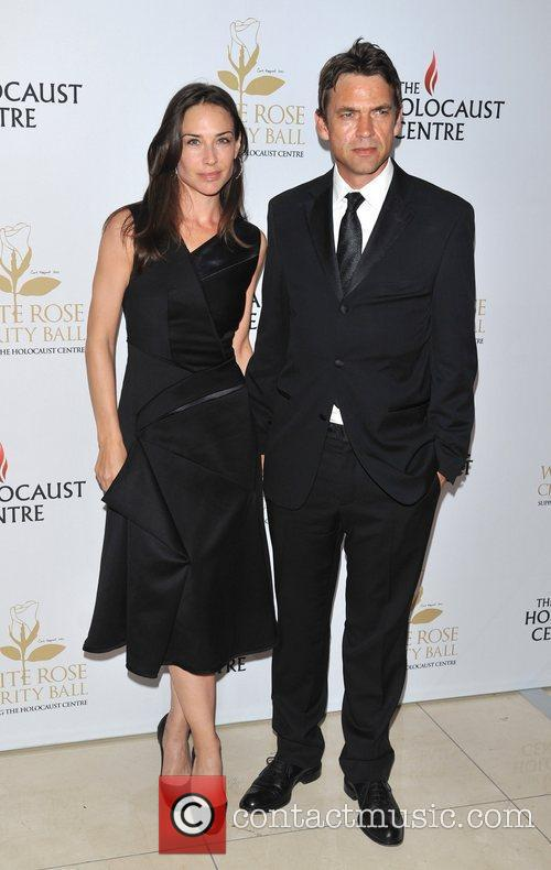Claire Forlani and Dougray Scott 1