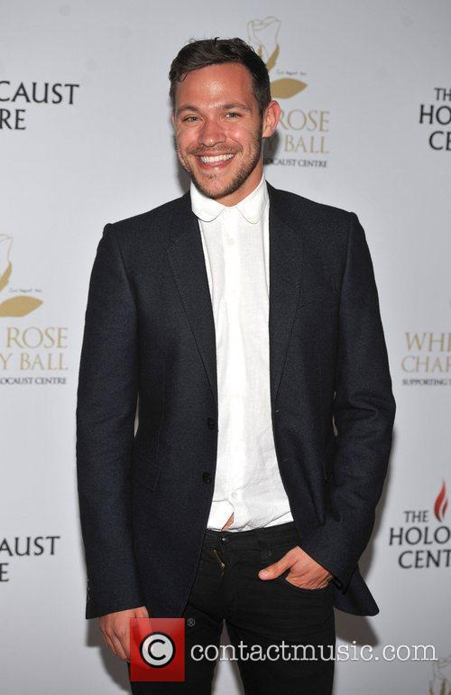 Will Young White Rose charity ball held at...