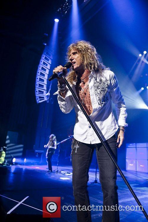 David Coverdale and Whitesnake 3
