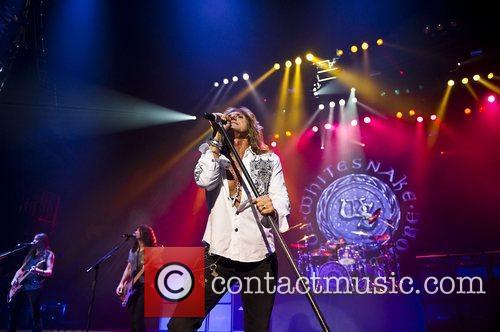 David Coverdale and Whitesnake 9