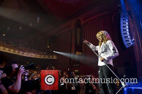 David Coverdale and Whitesnake 5