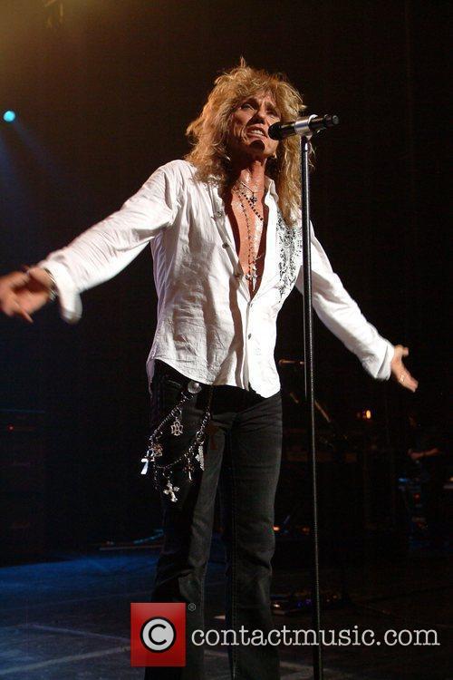 DAVID COVERDALE, Whitesnake, Hammersmith Apollo