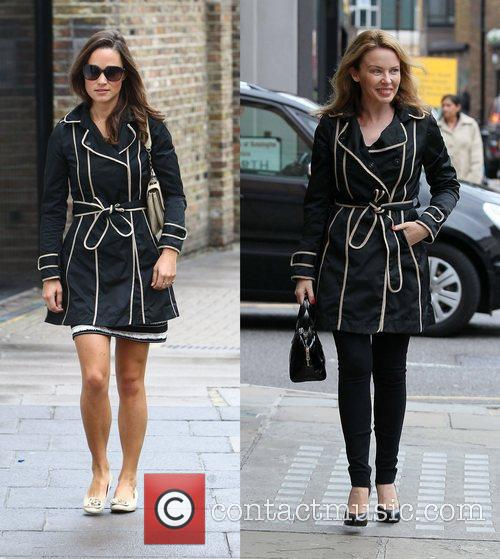 Who Wore It Best?  Pippa Middleton goes...