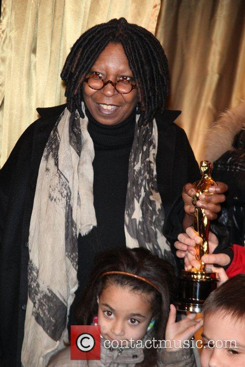 Whoopi Goldberg unveils 'Meet the Oscars,' an exhibition...