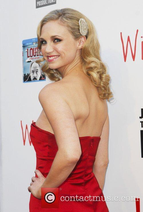 Fiona Gubelmann Film Premiere of Wilfred and Louie...