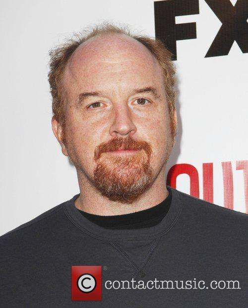 Louie C.K Film Premiere of Wilfred and Louie...
