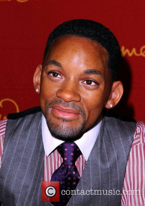 Will Smith waxwork unveiling as part of Black...