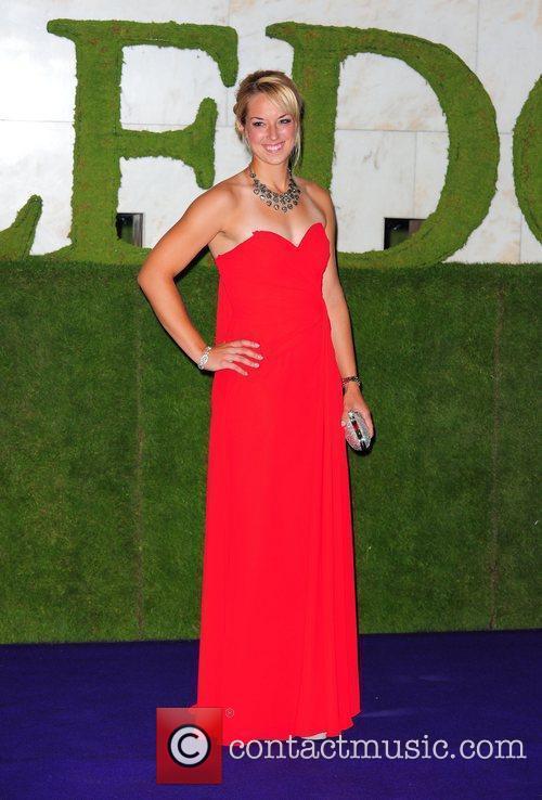 Sibine Lisicki 2011 Wimbledon Champions Dinner held at...
