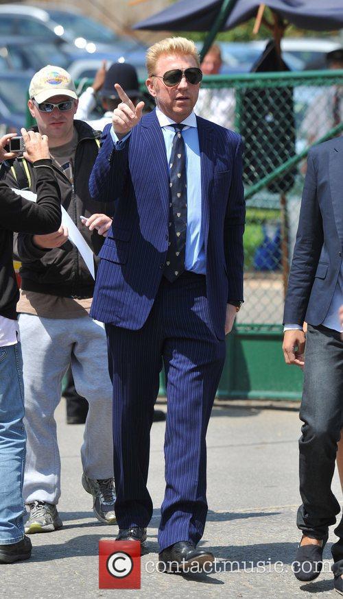 Wimbledon Men's finals - Outside Arrivals