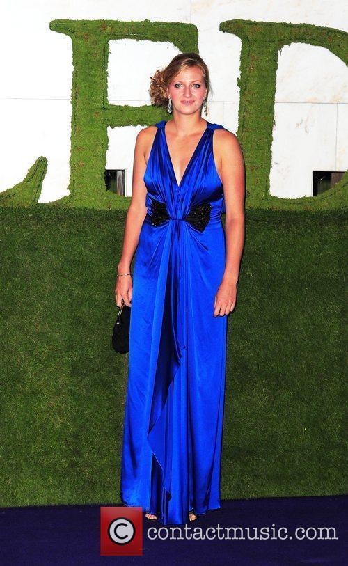 Petra Kvitova 2011 Wimbledon Champions Dinner held at...