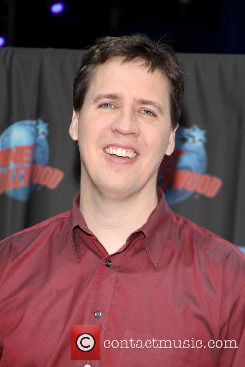 Author Jeff Kinney Stars of 'Diary Of A...