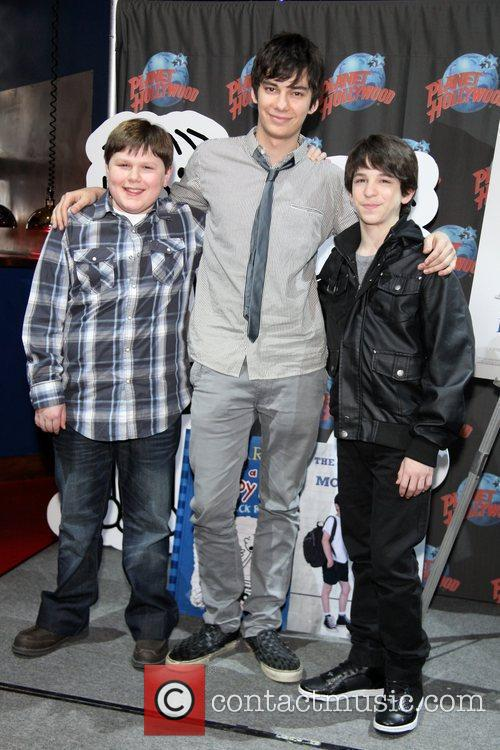 Robert Capron and Devon Bostick 4