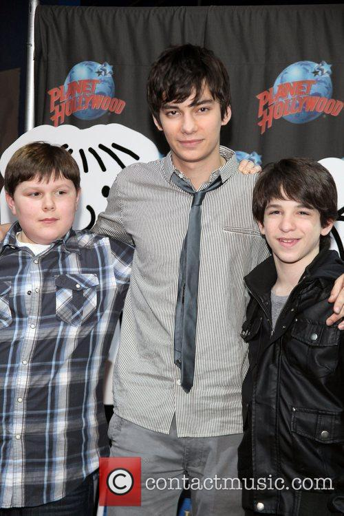 Robert Capron and Devon Bostick 3