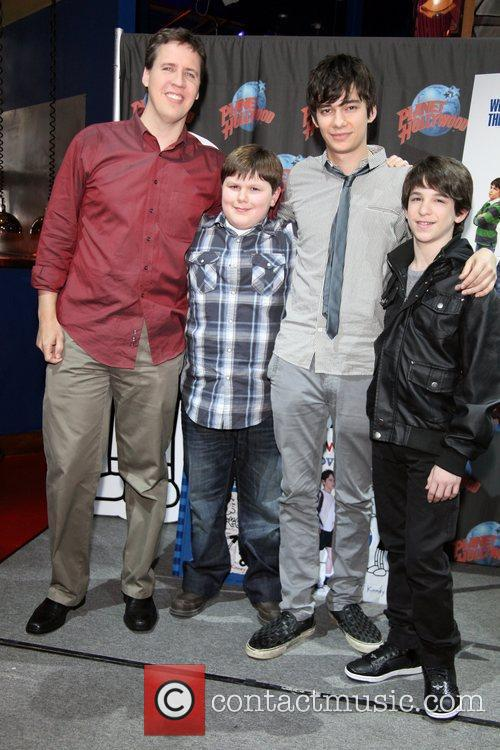 Robert Capron and Devon Bostick 1