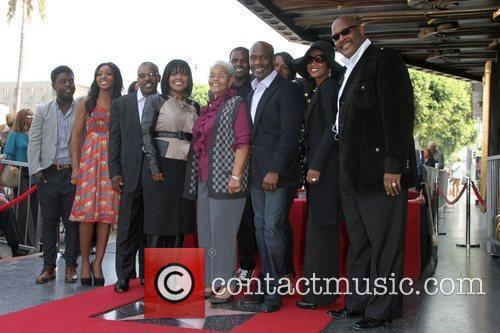 Bebe Winans, Walk Of Fame