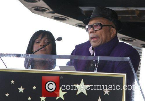 BeBe Winans and Quincy Jones BeBe Winans and...