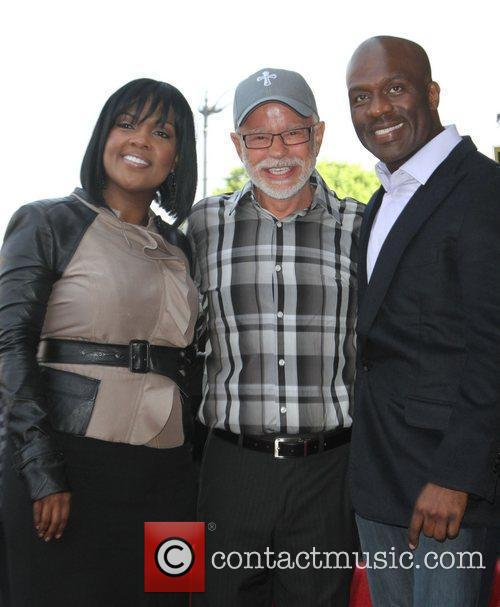 BeBe Winans and CeCe Winans are honoured on...