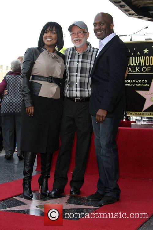 Jim Bakker, Bebe Winans and Walk Of Fame 5