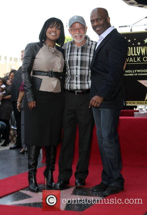 Jim Bakker, Bebe Winans and Walk Of Fame 4