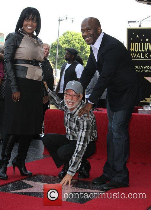 Jim Bakker, Bebe Winans and Walk Of Fame 11