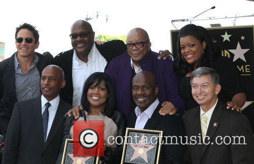 Dave Koz, Marvin Winans, Quincy Jones, Yvette Nicole...