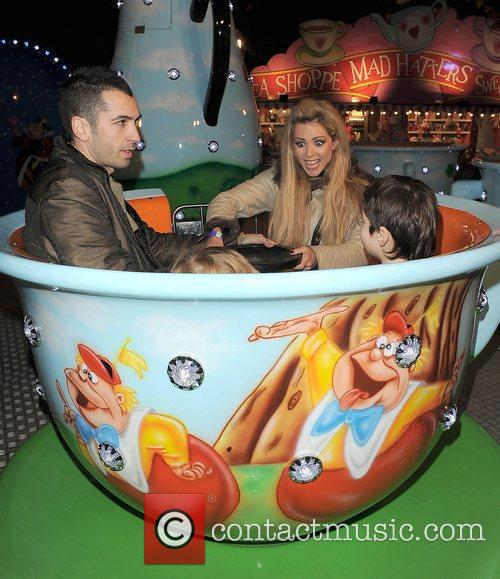 Nicola Mclean and Tom Williams 8