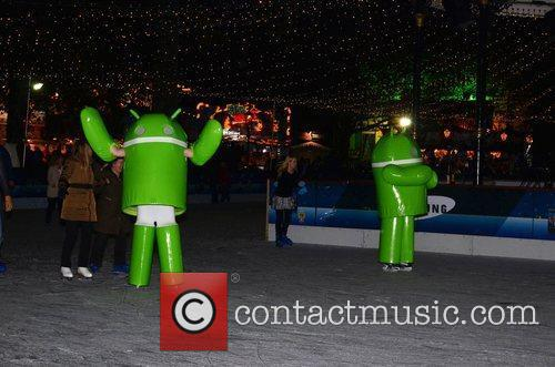 Androids On Ice,  at Winter Wonderland, held...