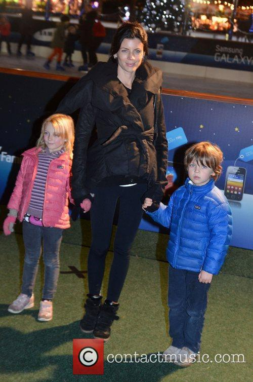 Liberty Ross,  at Winter Wonderland, held in...