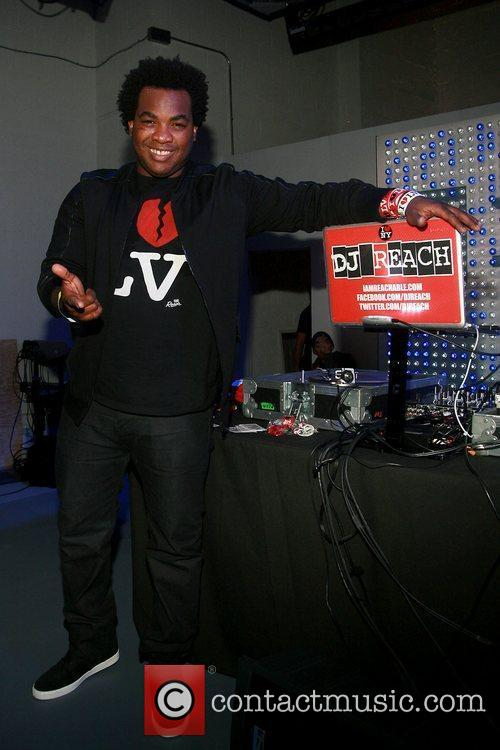 DJ Reach 2011 Wired Store Opening Launch Party,...