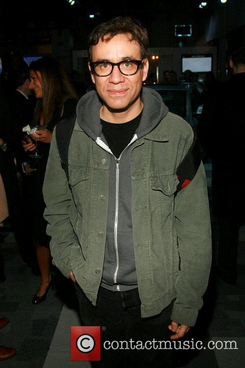 Fred Armisen 2011 Wired Store Opening Launch Party,...