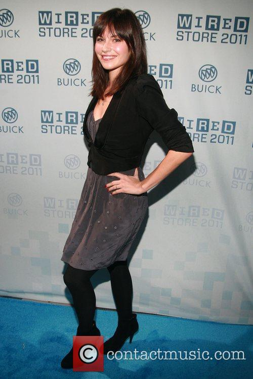 Jill Flint 2011 Wired Store Opening Launch Party,...