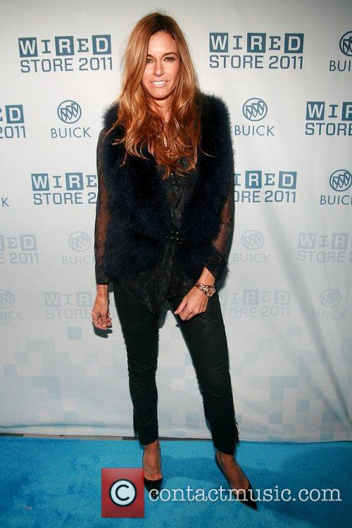 Kelly Bensimon 2011 Wired Store Opening Launch Party,...
