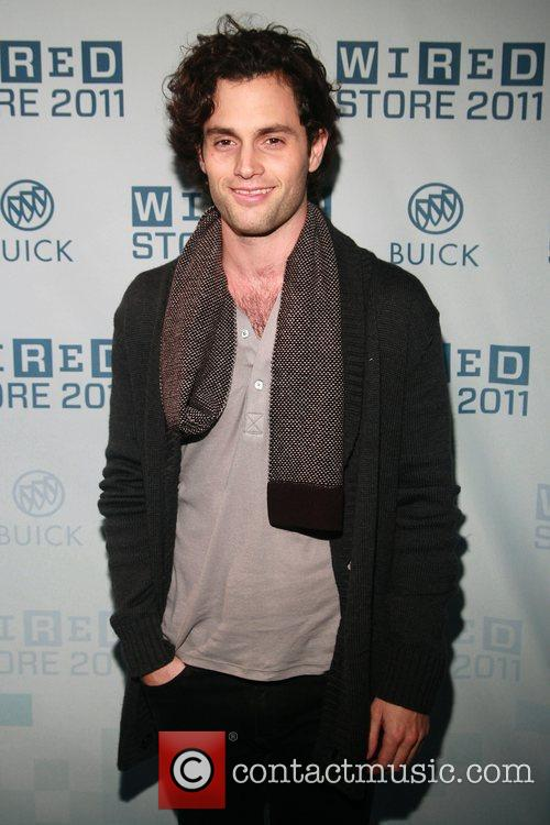 Penn Badgley 2011 Wired Store Opening Launch Party,...