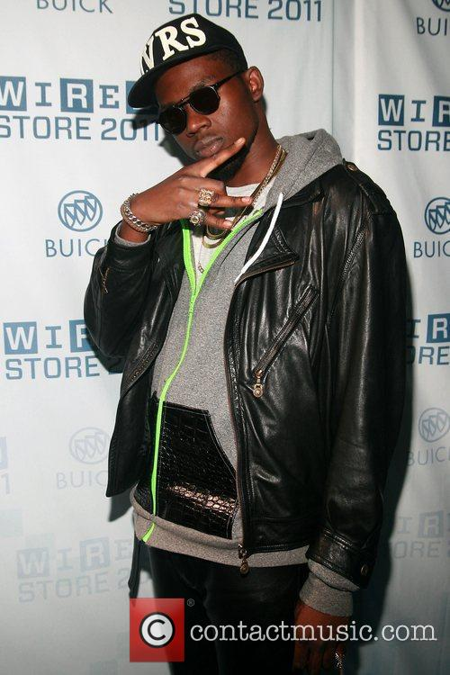 Theophilus London 2011 Wired Store Opening Launch Party,...
