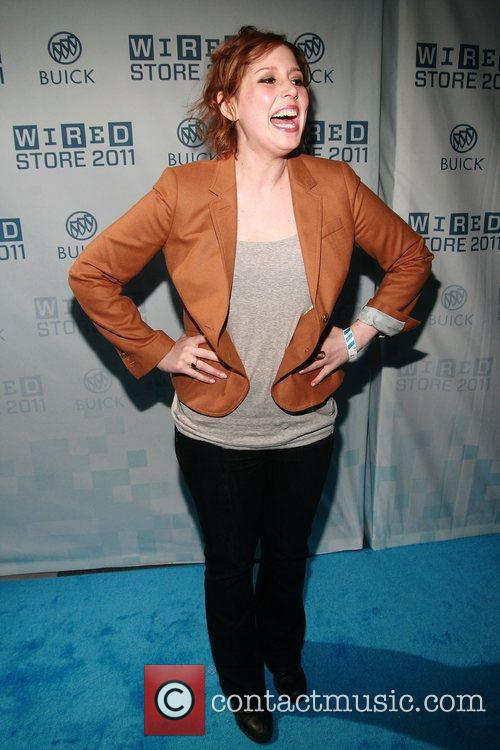 Vanessa Bayer 2011 Wired Store Opening Launch Party,...