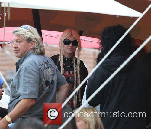 Taylor Momsen, Wireless Festival