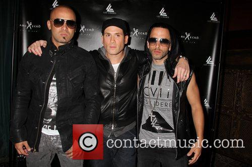 Marc Ecko, Wisin & Yandel Marc Ecko and...