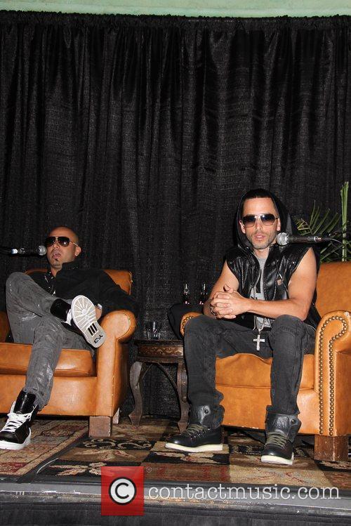 Wisin & Yandel Marc Ecko and Wisin Yandel...