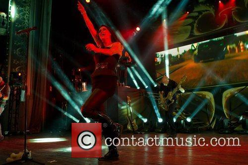 Within Temptation and Coliseu Dos Recreios 5