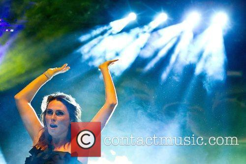 Within Temptation and Coliseu Dos Recreios 7