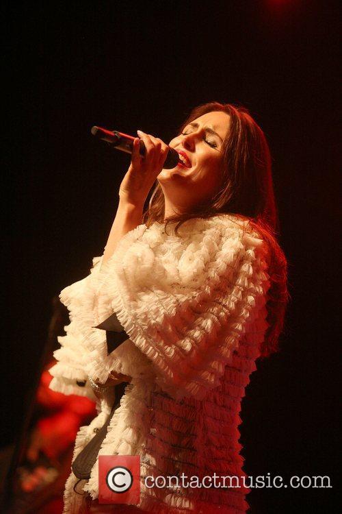 Sharon Den Adel of dutch band, Within Temptation...