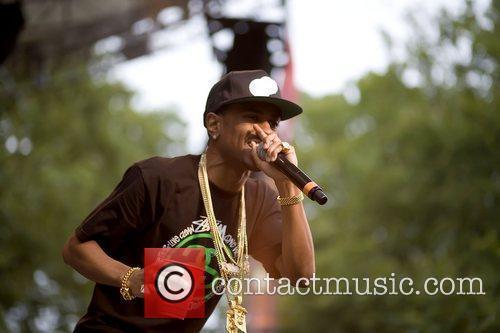 Big Sean, special guest performer Wiz Khalifa performs...
