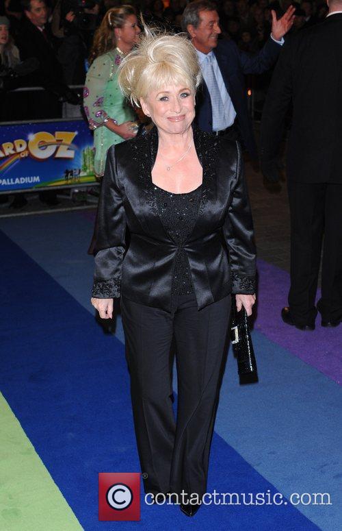 Barbara Windsor, Palladium and Wizard Of Oz 2