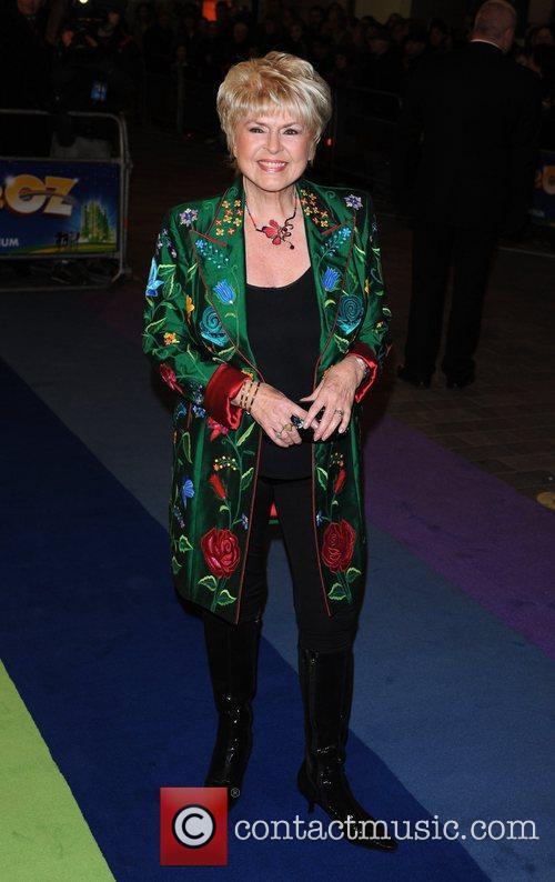 Gloria Hunniford 'The Wizard of Oz' press night...