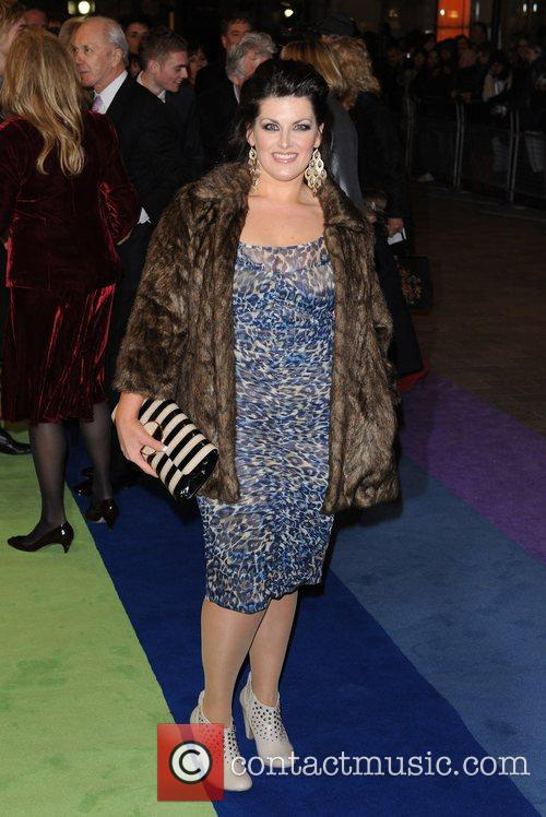 Jodie Prenger 'The Wizard of Oz' press night...