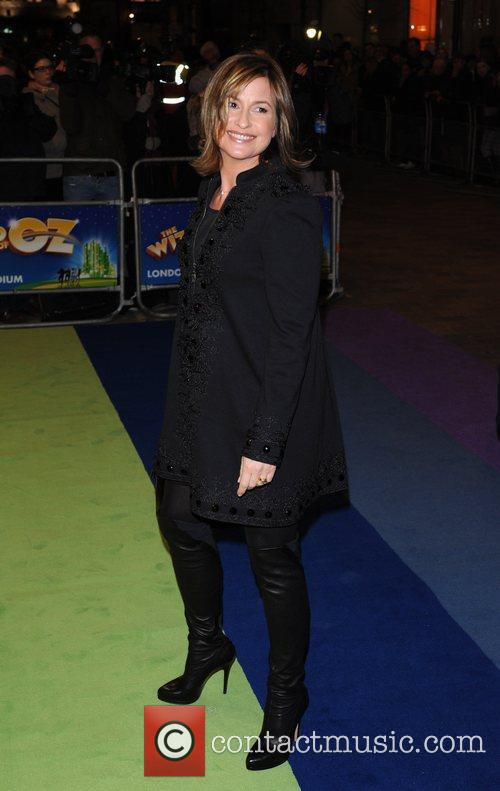 Emma Forbes 'The Wizard of Oz' press night...