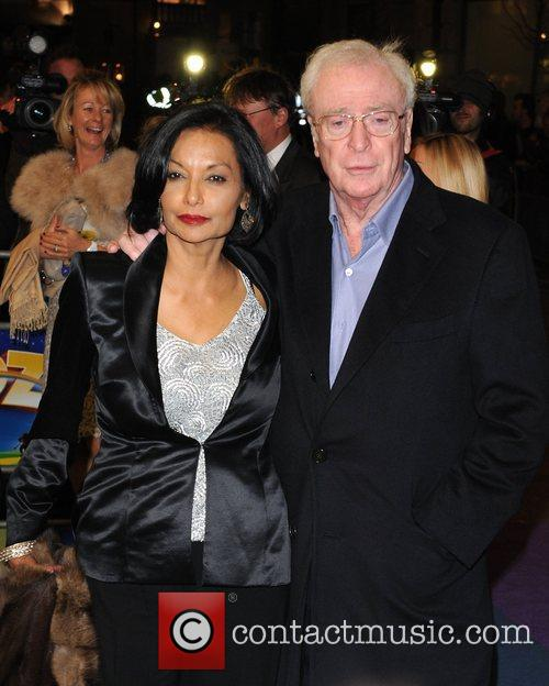 Michael Caine, Palladium, Shakira and Wizard Of Oz