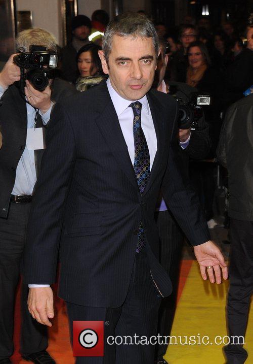 Rowan Atkinson, Palladium and Wizard Of Oz 4