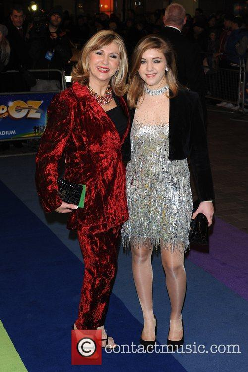 'The Wizard of Oz' press night held at...