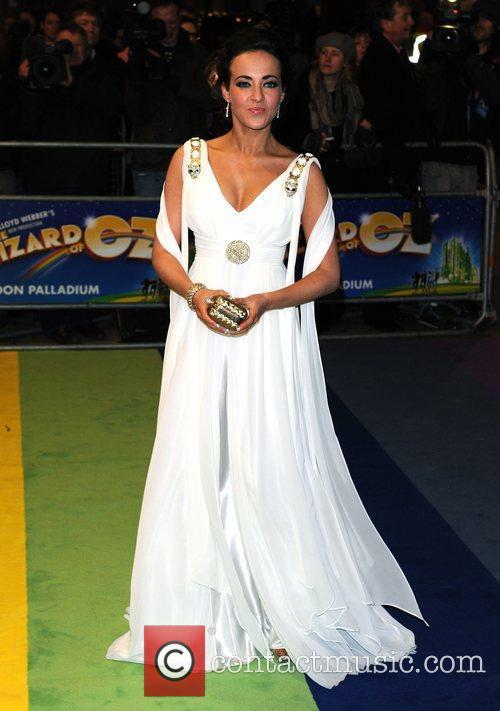 Stephanie Davis 'The Wizard of Oz' press night...